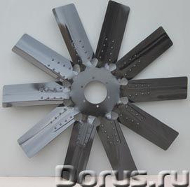 Вентилятор для охлаждения двигателя ЧЕТРА - Запчасти и аксессуары - Предлагаем металлические крыльча..., фото 3