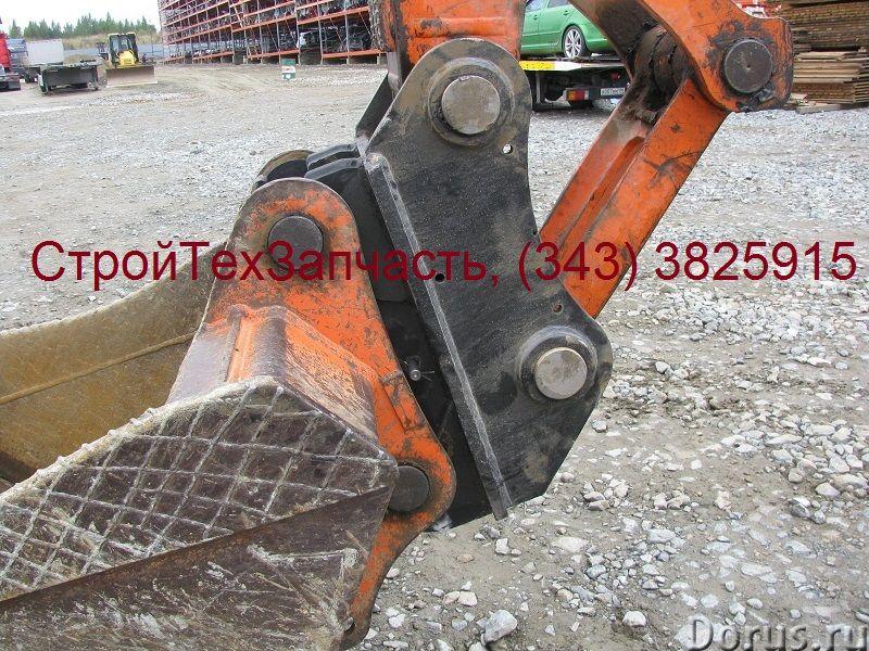 Быстросъем механический для экскаваторов массой от 40 до 55 тонн - Запчасти и аксессуары - Быстросъе..., фото 9