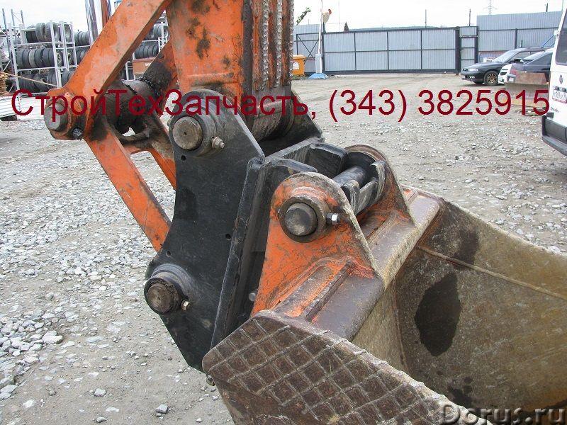 Быстросъем механический для экскаваторов массой от 40 до 55 тонн - Запчасти и аксессуары - Быстросъе..., фото 10